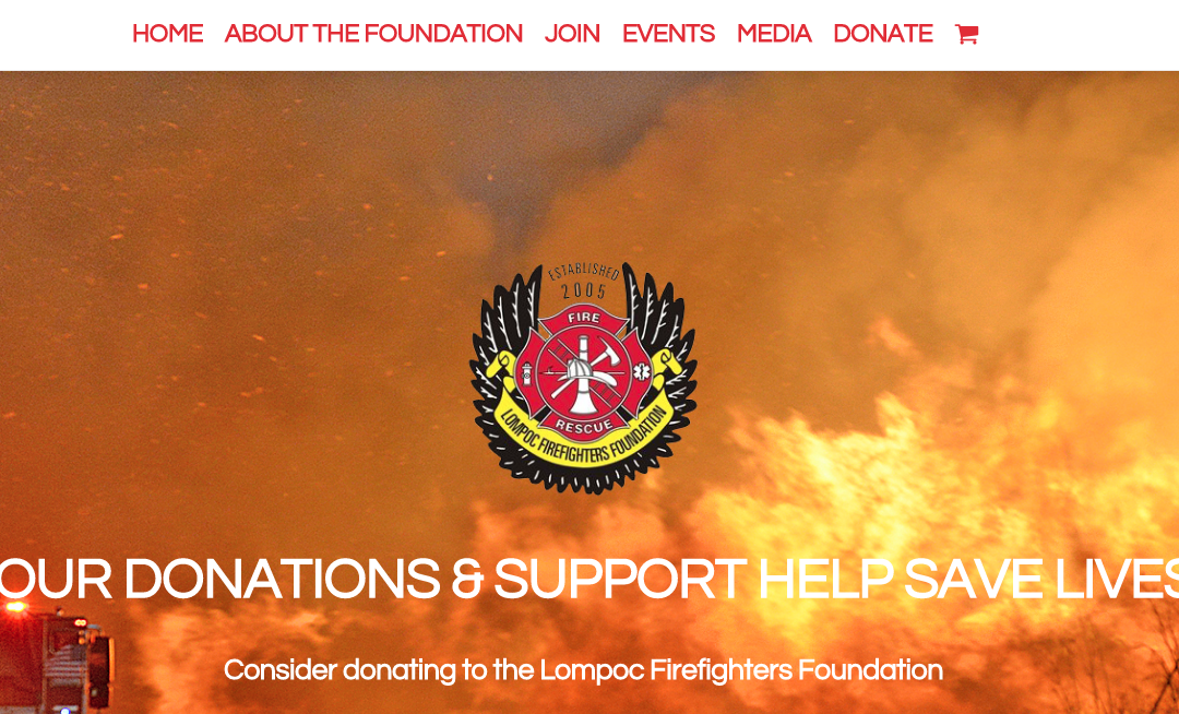 Backhouse Media Lompoc Firefighters Foundation