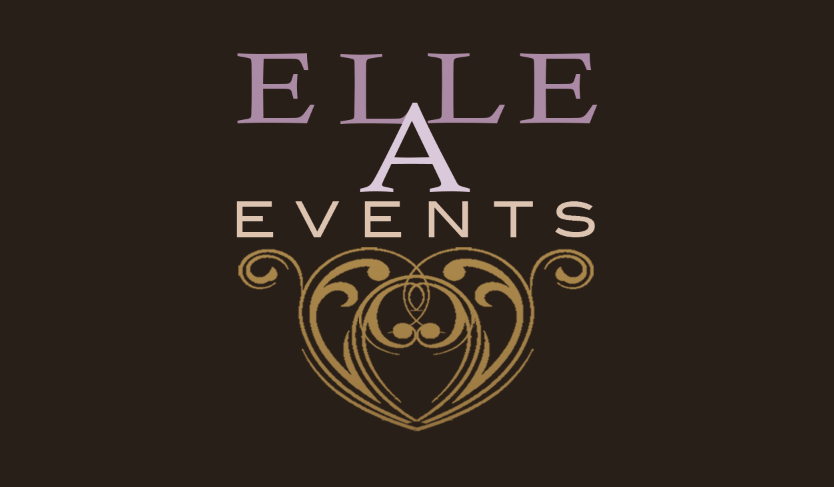 Elle A Events Business Cards