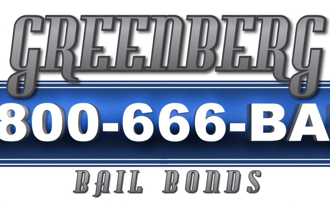 Greenberg Bail Bonds Logo Design