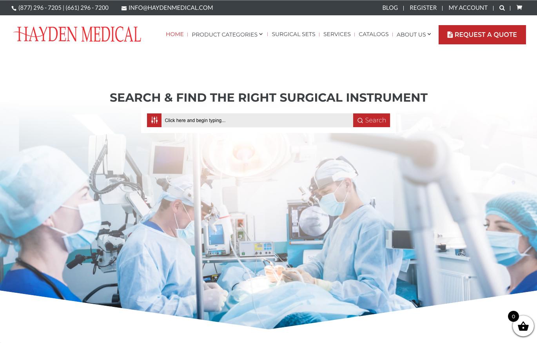 Hayden Medical